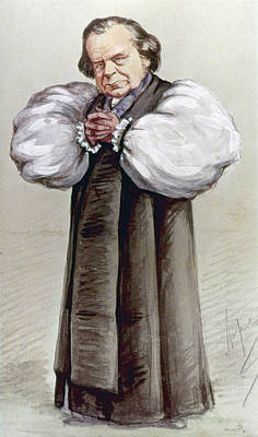 Samuel Wilberforce (1805-1873) Art Print