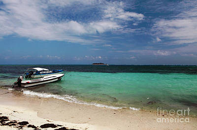 Photograph - San Andres Island by John Rizzuto