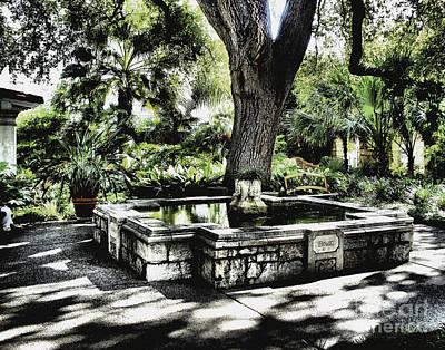 Photograph - San Antonio A by Ken Frischkorn