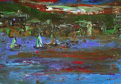 Painting - San Antonio by Anthony Fox