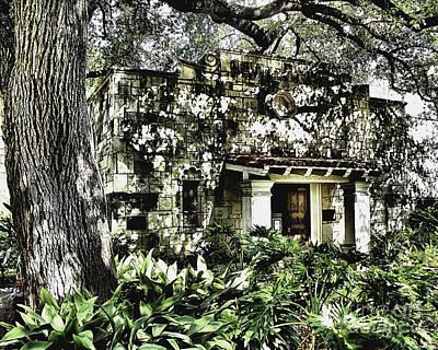 Photograph - San Antonio B by Ken Frischkorn