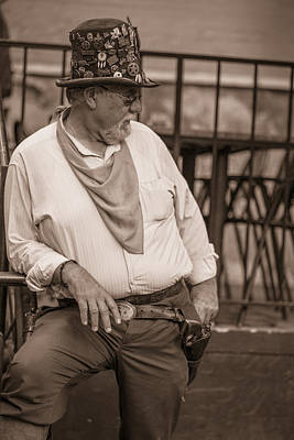 Photograph - San Antonio Hey There Tex by John McGraw