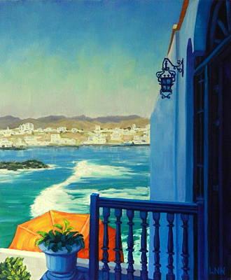 San Bartolo Bay Art Print