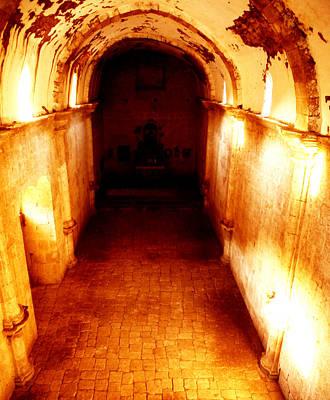 Photograph - San Borja Interior by Robert  Rodvik