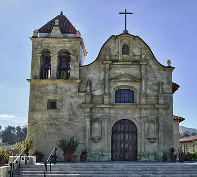 Photograph - San Carlos Cathedral 1 by Ron White