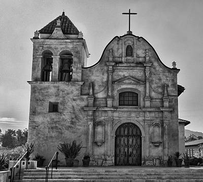 Photograph - San Carlos Cathedral 2 by Ron White