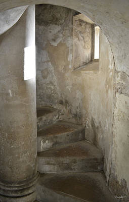 Photograph - San Christobal Staircase by Shanna Hyatt
