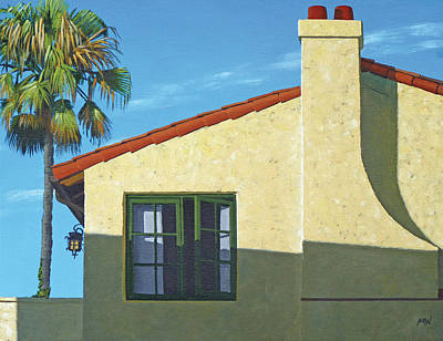 San Clemente Painting - San Clemente by Michael Ward