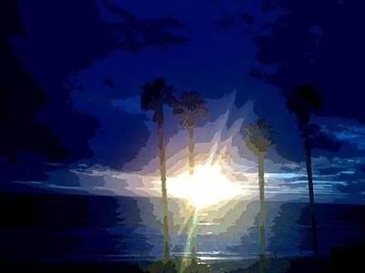 San Clemente Sunset Original