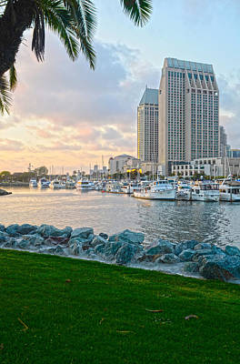 San Diego Beauty Art Print by Andrew Kasten