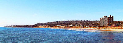 Photograph - San Diego Coast - La Jolla by Glenn McCarthy Art and Photography