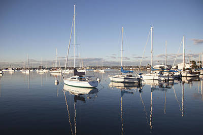 Photograph - San Diego Harbor by John Noel