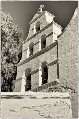 Photograph - San Diego Mission by Jeanne Hoadley