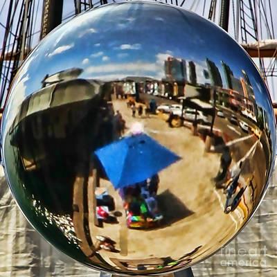 Photograph - San Diego Round Up By Diana Sainz by Diana Raquel Sainz