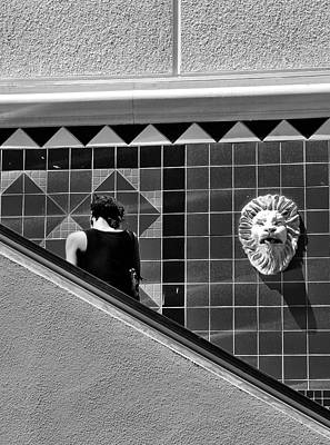 Photograph - San Diego Shopper by Steven Richman