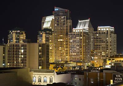 Photograph - San Diego Skyline by Nathan Rupert