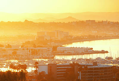 Photograph - San Diego Sunrise by Songquan Deng