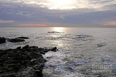Photograph - San Diego Sunset by Carol  Bradley