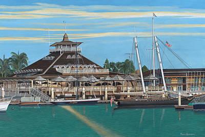 San Diego Yacht Club Original