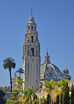 Photograph - San Diego's Pride - Balboa Park by Christine Till