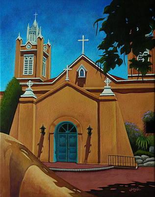 San Felipe De Neri Art Print