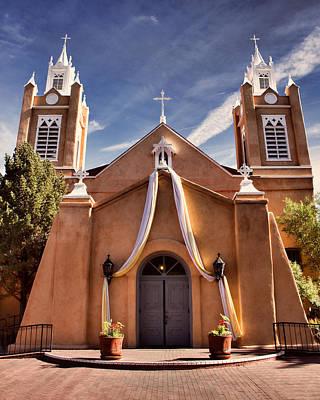 Photograph - San Felipe De Neri by Lana Trussell