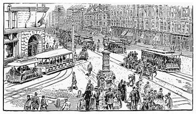 San Francisco, 1891 Art Print by Granger