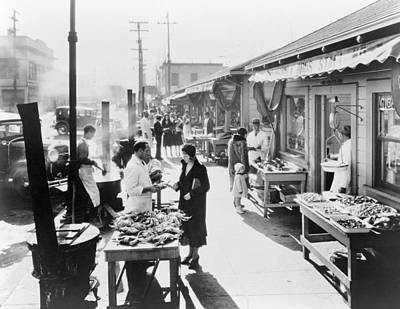 Photograph - San Francisco, 1933 by Granger