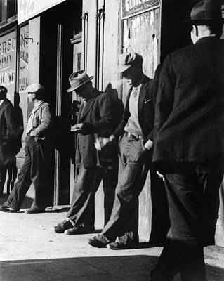 Photograph - San Francisco, 1934 by Granger