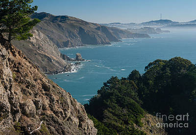 San Francisco Bay 2.2736 Art Print by Stephen Parker