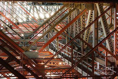 San Francisco Bay Bridge 1.6994 Art Print by Stephen Parker