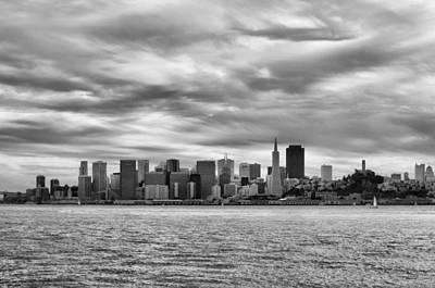 San Francisco Bay Art Print