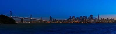 Bay Bridge Photograph - San Francisco Bay by Steve Gadomski