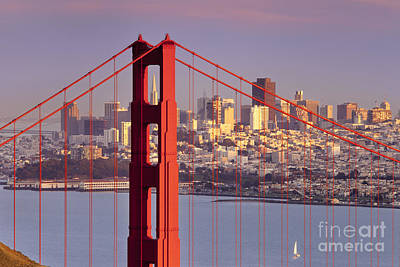 Photograph - San Francisco by Brian Jannsen