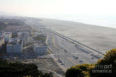 Photograph - San Francisco California Ocean Beach 5d27192 by Wingsdomain Art and Photography
