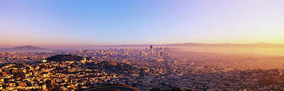 San Francisco, California Art Print by Panoramic Images