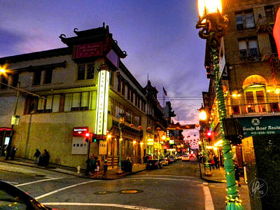 Photograph - San Francisco - Chinatown 010 by Lance Vaughn