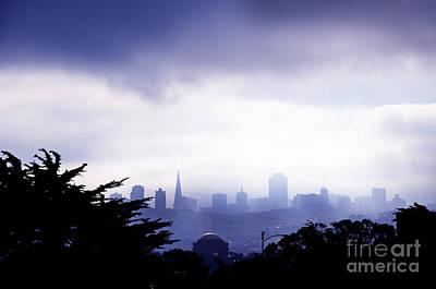 Photograph - San Francisco Dawn by Brenda Kean