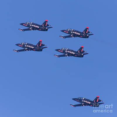 San Francisco Fleet Week Patriots Jet Team 5d29514 Art Print by Wingsdomain Art and Photography