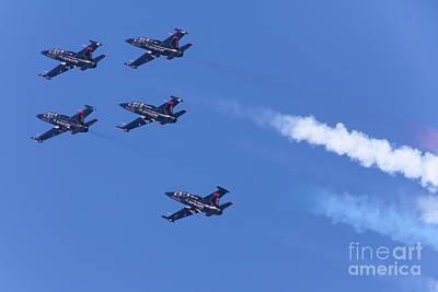 San Francisco Fleet Week Patriots Jet Team 5d29516 Art Print by Wingsdomain Art and Photography