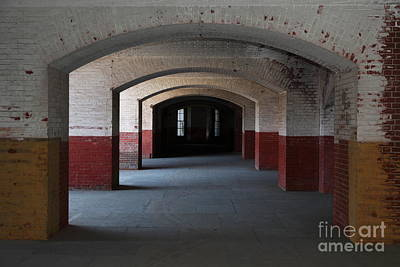 San Francisco Fort Point 5d21544 Art Print by Wingsdomain Art and Photography