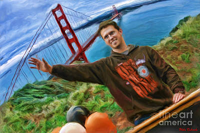 Photograph - San Francisco Giants Buster Posey  by Blake Richards