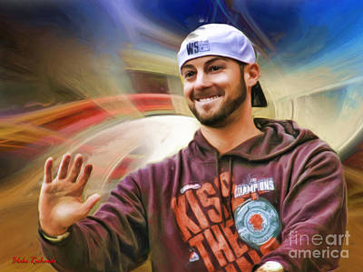 Photograph - San Francisco Giants George Kontos by Blake Richards