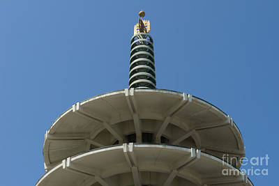 Photograph - San Francisco Japantown Pagoda Dsc998 by Wingsdomain Art and Photography