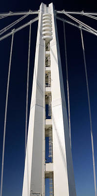 Bay Bridge Photograph - San Francisco-oakland Bay Bridge, San by Panoramic Images