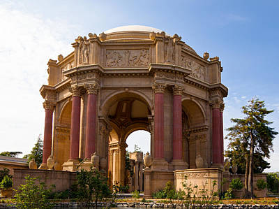 Photograph - San Francisco Palace Of Fine Arts by Mathew Lodge