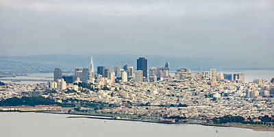 Photograph - San Francisco Panorama by Gene Norris