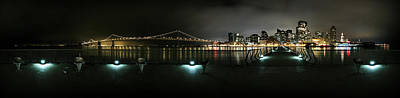 Photograph - San Francisco Panorama by Kyle Simpson