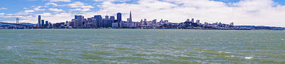 Photograph - San Francisco Panorama by Michael Courtney
