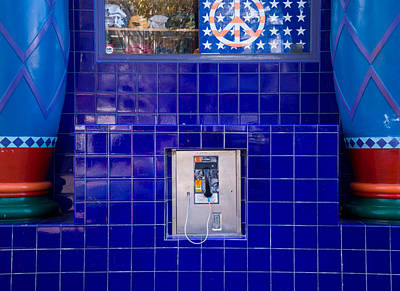 Photograph - San Francisco Pay Phone by David Smith